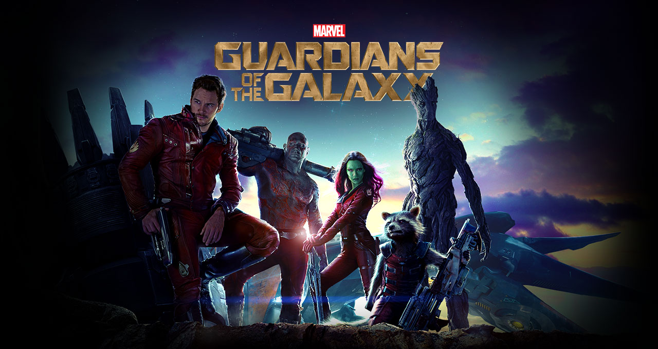 Guardians Of The Galaxy (2014) English Full Movie
